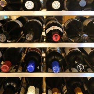 オーストラリア産ワインが充実