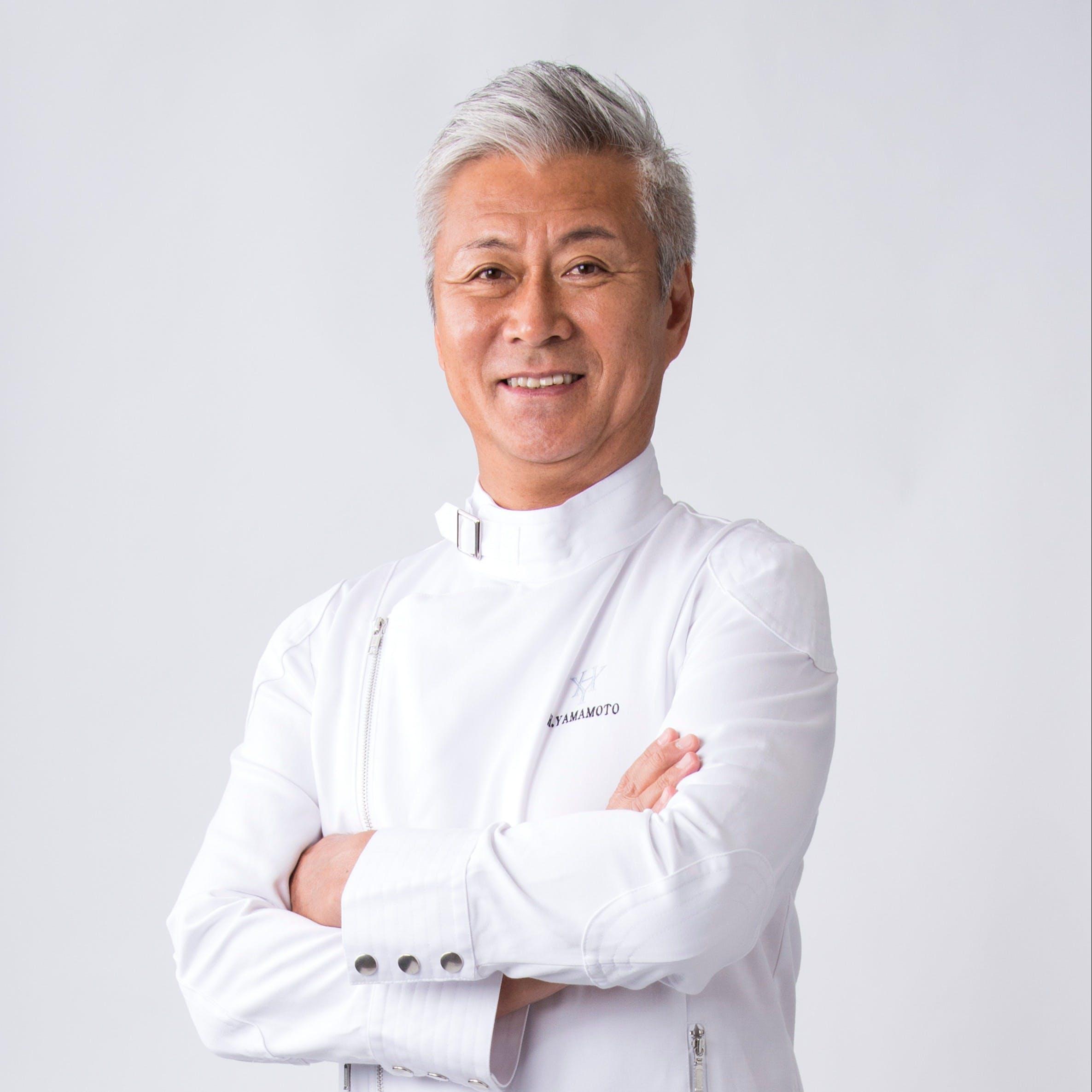 山本秀正シェフ
