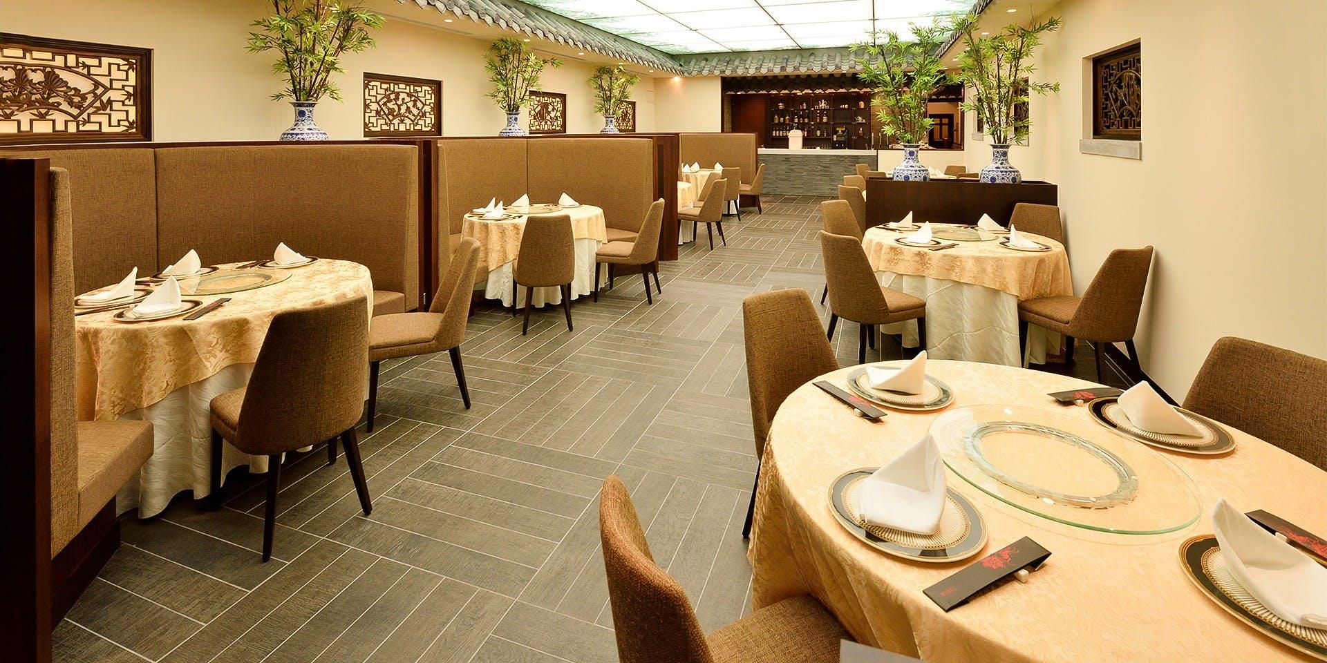 記念日におすすめのレストラン・中国料理 旬遊紀/ホテル雅叙園東京の写真2