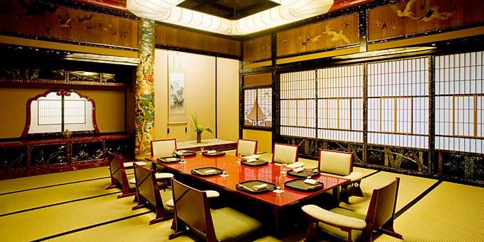 記念日におすすめのレストラン・日本料理 渡風亭/ホテル雅叙園東京の写真2