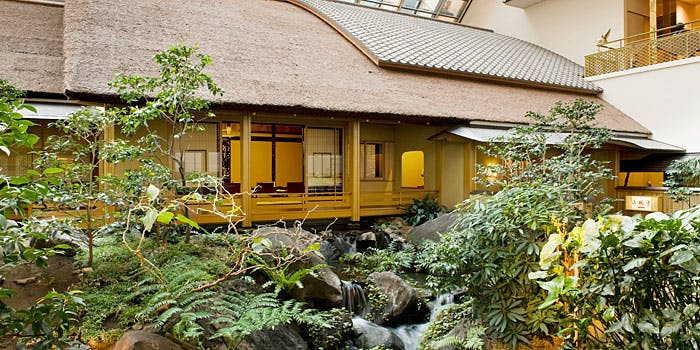 記念日におすすめのレストラン・日本料理 渡風亭/ホテル雅叙園東京の写真1