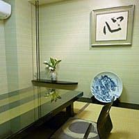 純和風の空間でくつろげる日本料理店