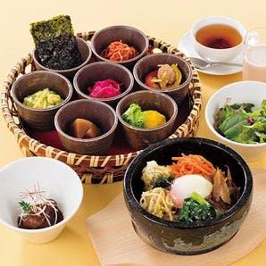 本物の韓国料理に出会える
