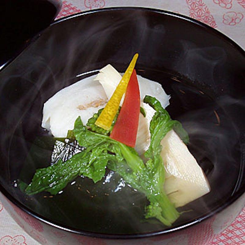 【季節コース】特選料理・お造り・焼物・うなぎの朴葉蒸しを含む全9品+食前酒1杯(個室選択可)