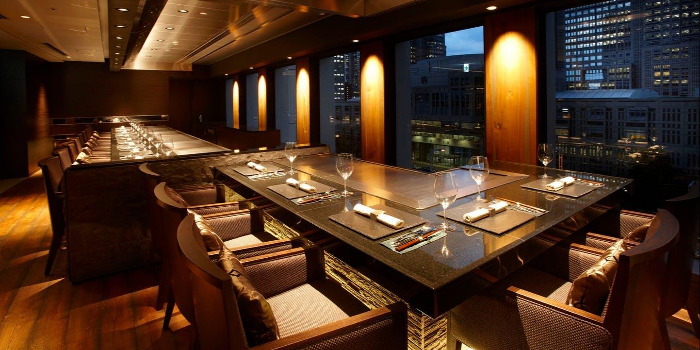 記念日におすすめのレストラン・鉄板焼 やまなみ/京王プラザホテル(新宿)の写真1