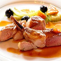 こだわり食材×伝統フランス料理