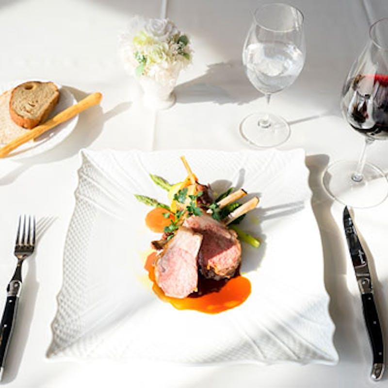 【Fiore花影】イタリアン ディナー フルコース