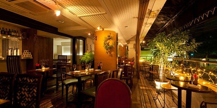 記念日におすすめのレストラン・Thanks Nature 恵比寿店の写真1
