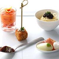 フランス料理やイタリア料理の枠を超えた、ひらまつの新しい美食の世界