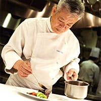 吉野シェフのフランス料理を普段使いで