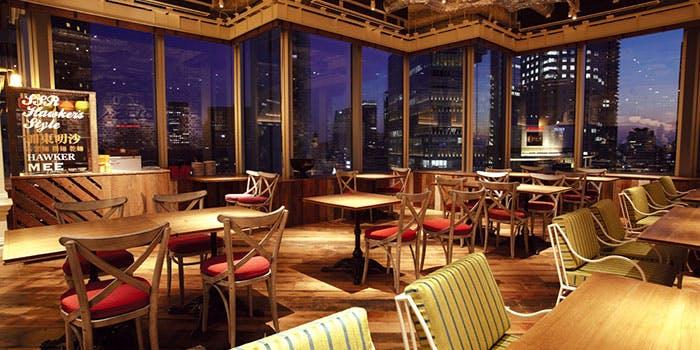 記念日におすすめのレストラン・シンガポール・シーフード・リパブリック 大丸梅田店の写真1