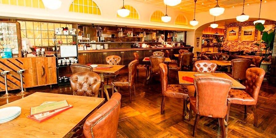 記念日におすすめのレストラン・シンガポール・シーフード・リパブリック 大丸梅田店の写真2