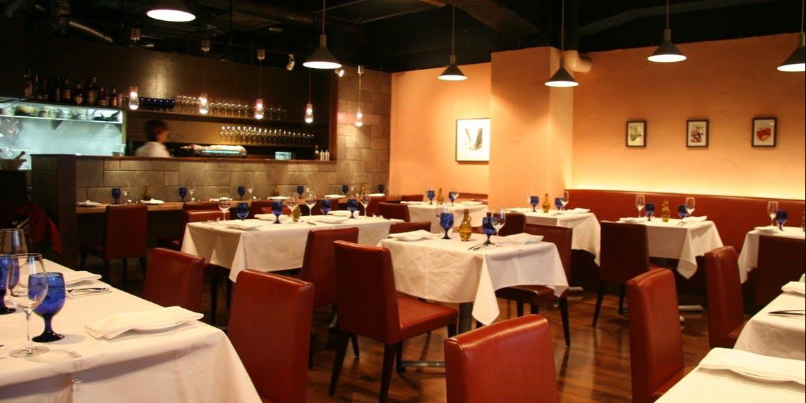 記念日におすすめのレストラン・ricco e belloの写真1