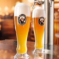 オリジナルラインナップのドイツビールや貴重なドイツワイン