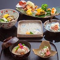 伝統ある京旅館で味わう京料理