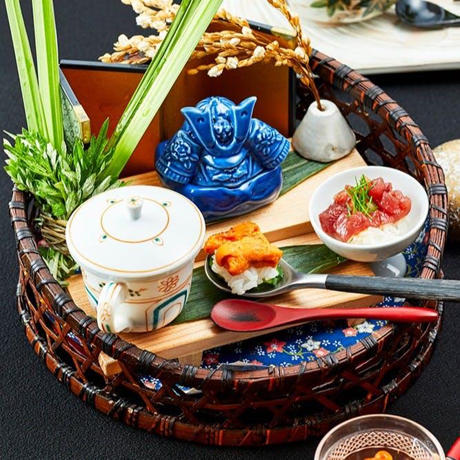 料理長であり、米職人である橋本晃治が創り出す珠玉のお米テーマパーク