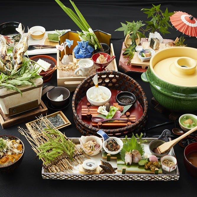 究極のお米体験、日本初の米懐石 お米ずくしの「米ざんまいコース」