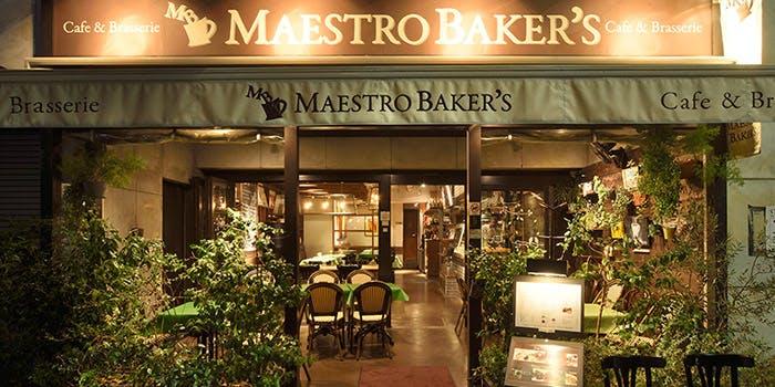 ▲カジュアルに楽しむフランス田舎料理「マエストロ ベイカーズ」