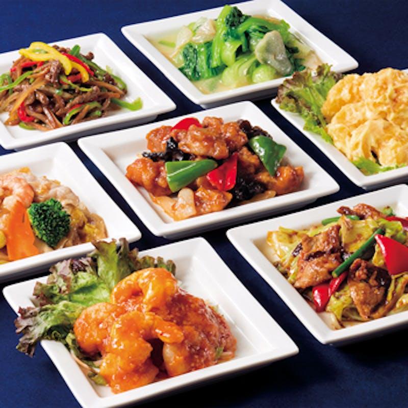 【オーダーブッフェ】全26種食べ放題+ワンドリンク(ソフトドリンク)付き(食事のみ)