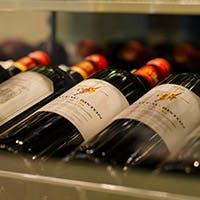 ワインと創作中華の最高のマリアージュ