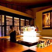 五感で愉しむお料理と味わい深いワイン、上質なおもてなしが奏でる寛ぎのひとときを