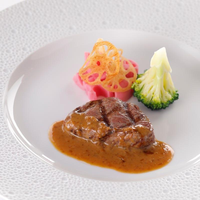 【デジュネA】前菜2品、魚&肉のWメイン、特製デザート等全5品