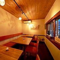 恵比寿・広尾に佇む一軒家レストラン