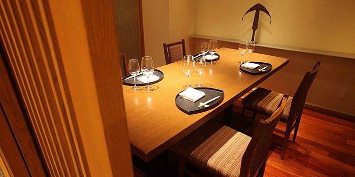記念日におすすめのレストラン・三田ばさらの写真2