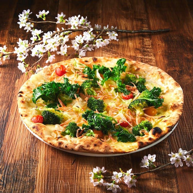 【季節のおすすめ】ポルチーニや秋鮭など旬食材を堪能!秋のスタンダードコース+ノンアルコール飲み放題