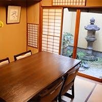 元お茶屋が料亭に。築100年以上の京町家