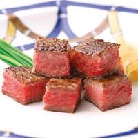 最上のステーキと魚介類、美食の芸術…うかい料理