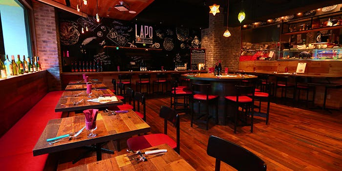 記念日におすすめのレストラン・Grill&Wine LAPOの写真1