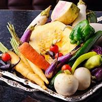 産地直送で届く「鎌倉野菜」のお料理