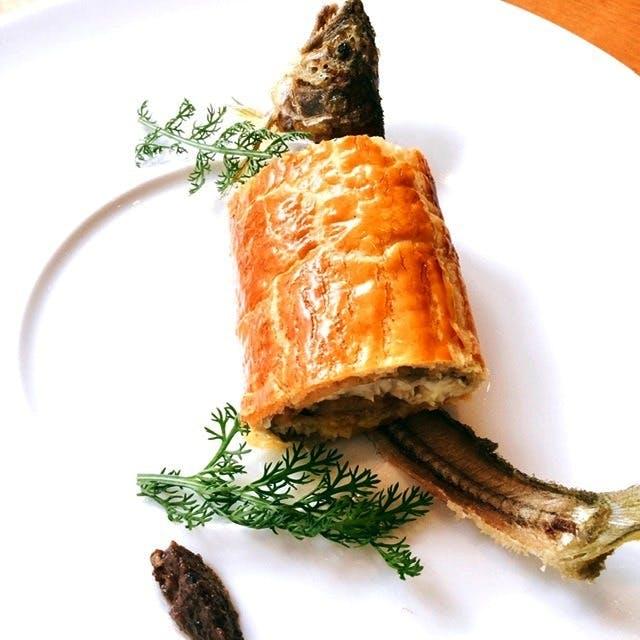 【追加料理】シェフおまかせ旬魚の一皿、その日の調理法で
