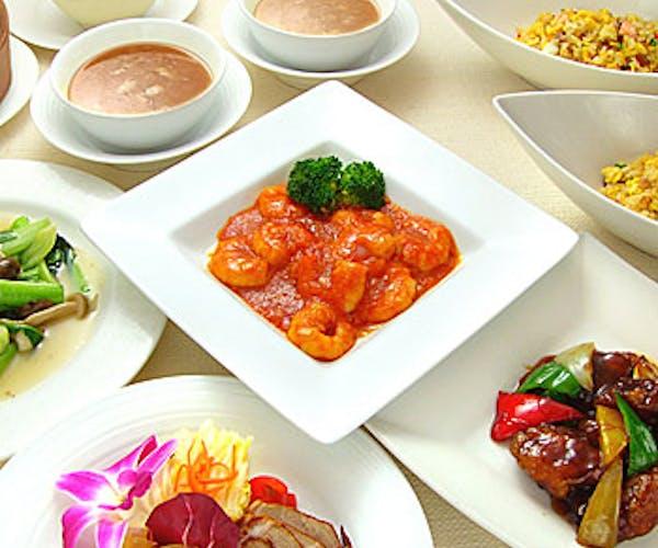 中華 食べ 放題