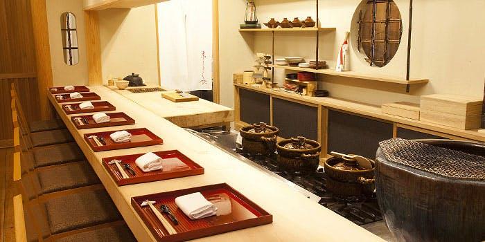 記念日におすすめのレストラン・京しずくの写真1