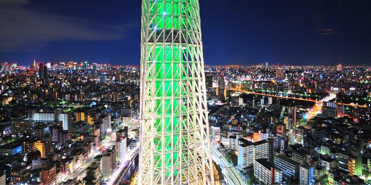 記念日におすすめのレストラン・イザーレ シュウ チエロ/東京ソラマチ30Fの写真1