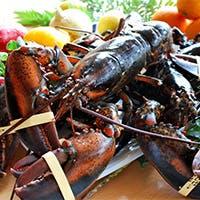 目の前で焼かれる新鮮な食材 お客様の「五感」を喜ばせる至福の時を演出