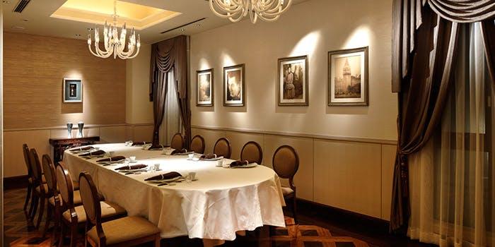 記念日におすすめのレストラン・倶楽湾の写真2