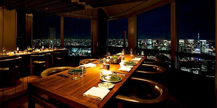 記念日におすすめのレストラン・ザ タヴァン グリル/アンダーズ 東京の写真1