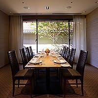 様々な趣旨に対応できる個室を3部屋用意