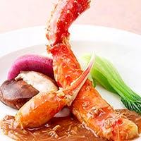 三陸の新鮮魚介と地場野菜、王道の広東料理にこだわった上品で豊かな味わい