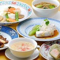 新鮮な食材をいかした広東料理、本流の味を仙台で