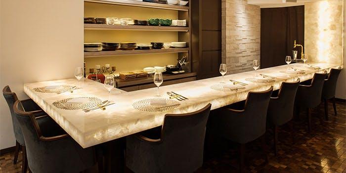 記念日におすすめのレストラン・フレンチごはん 西麻布GINAの写真1