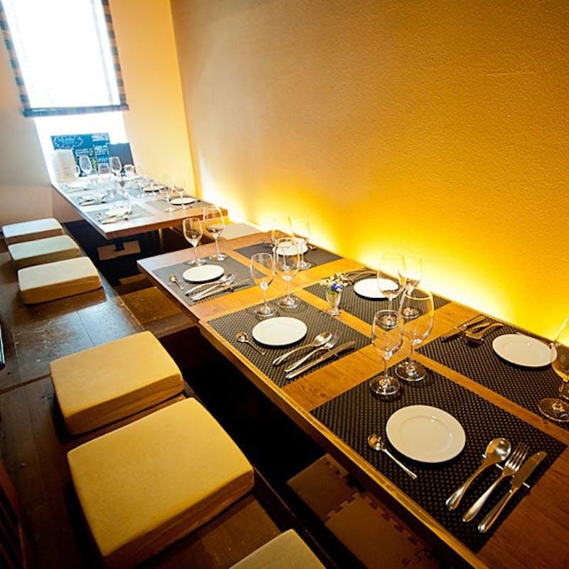【特別ランチコース】フォワグラ、魚料理、選べるお肉料理など全6品+1ドリンク(土曜日限定)