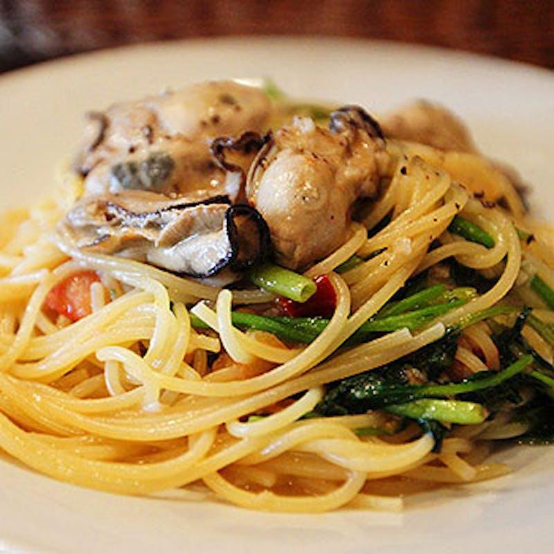 【ディナーコース】選べる1ドリンク付! お肉orお魚メイン、パスタ2種など全4品