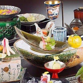 日本料理の魅力を余すことなくお届けする 老舗の味わい
