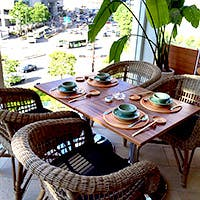 全店舗をまわって、タイ全土を旅行した気分で各地方の伝統料理をお楽しみいただけます