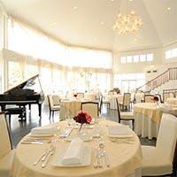 開放感溢れる一軒家レストランは特別な日を演出
