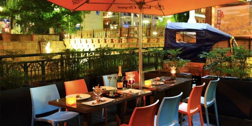 記念日におすすめのレストラン・モアチェモアチェの写真1